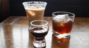 珈琲のお酒飲み方