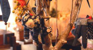 関工房のクリスマスとお正月展