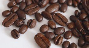 福笑い珈琲の豆