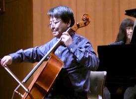 土屋正人(チェロ)& 土屋陽子(ピアノ)