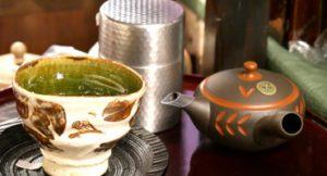 新茶コーナー