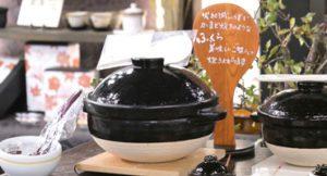 萬古焼の土鍋