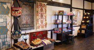 トルコ雑貨とマクラメアクセサリー展