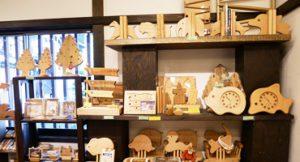 木のおもちゃ&創作家具展